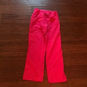 Scrubs need couture hot pink activate xs pants